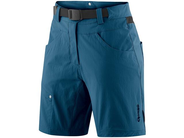 Gonso Mira Shorts Damen majolica blue